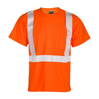 ML Kishigo - High Performance Microfiber T-Shirt - Safety Orange - NWT  Size 3XL