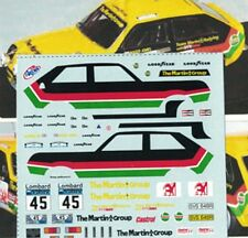 "decal 1/43 VAUXHALL CHEVETTE HS ""THE MARTIN GROUP"" RALLYE RAC 1977 Arena D570"