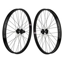 WM Wheels  26x1.5 559x39 Velocity Dually Bk 32 M525 8-10scas Bk 135mm Dti2.0bk