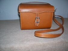 VINTAGE GUCCI LADIES LEATHER HANDBAG