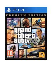 GTA 5 PREMIUM EDITION PS4 - GRAND THEFT AUTO V PREMIUM EDITION EU PLAYSTATION 4