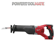 Milwaukee M18BSX-0 M18 Reciprocating Saw Sawzall - Naked - Body Only