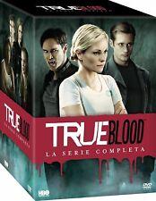 33 Dvd Box Cofanetto TRUE BLOOD collezione serie completa nuovo sigillato italia