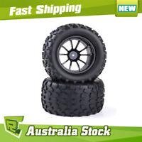 08071 Black Wheel Complete HSP RC Buggy 1/10