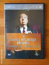 DVD ALFRED HITCHCOCK PRESENTA - TEMPORADA DOS - EPISODIOS 76-78 - CAJA SLIM (T3)