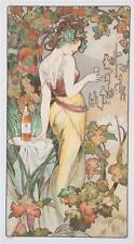 Mucha Foundation Cognac Bisquit Fine Art Limited Edition Lithograph S2