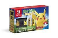 Nintendo Switch Pocket Monsters Let's Go! Pikachu Set with Monster Ball Plus EMS