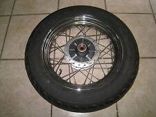 GZ 250 Marauder Speichen Hinter rad Felge 3,00 x 15 Dunlop 130/90 tire wheel rim