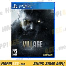 Resident Evil Village 8 (PS4 / PlayStation 4)🍯Sony (Action - Video Game) NEW