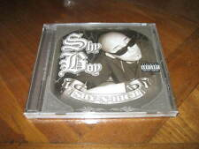 Chicano Rap CD Shy Boy - Shy-N-High - David Wade Sly Boogy Ghettomain Knuckles