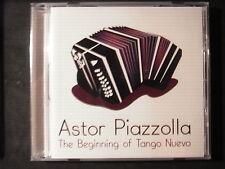 "CD-Astor Piazzolla-the beginning of Tango Nuevo ""perfetto!"""