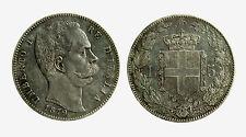 pcc2071) Regno Umberto I (1878-1900) Scudo 5 lire 1879
