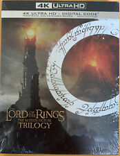 The Lord of the Rings:Motion Picture Trilogy/4K Uhd/Digital Code / New/Sealed!