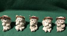Lot of 5 super cute Dreamsicles Figurine
