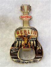 HARD ROCK CAFE BERLIN V11 CITY BOTTLE OPENER GUITAR MAGNET