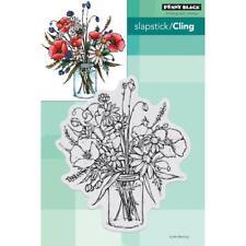 Penny Black Cling Stamp - Vase Garden 40-605