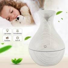 Светодиодный аромат, эфирное масло диффузор очиститель воздуха ультразвуковой увлажнитель для ароматерапии