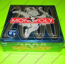 MONOPOLY 2000 Millennium Edition 1998 Collectors Tin Holographic Translucent NEW