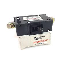 Interruptor de circuito bipolar de 1 LM1P-10A Dorman Smith supervisor de carga M1.5-10