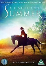 A Horse for Summer   DVD   (Brand New)