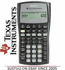 Texas Instruments BAII PLUS Advanced Financial Calculator IIBAPLTBL3E2 NEW