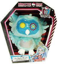 Monster High Pet Friend Sir Hoots A Lot Bean Plush (NEW)