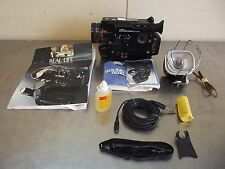 Yashica Sound 50XL Macro 8mm Sound w/Flash, Cable, Strap, Manual & Acc's- M1433