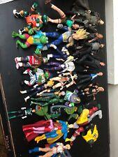 Vintage Action Figure Lot Turtles,gijoe,dbz Marvel Baf Etc