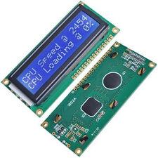 1602 Character HD44780 LCD Display Modul Anzeigen Zeichen Blau Rücklicht Arduino