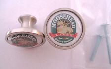 Moosehead Beer Cabinet Knobs, Moosehead Beer Logo Cabinet Knobs, Moosehead Knobs