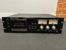 New ListingTascam Teac 122 Mkiii Mk3 Professional 3 Head Cassette Deck Recorder Serviced #2