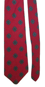 Tie on Sale Handmade Natural Silk Tie Wide Classic Necktie Made of 100/% Silk Green and Grey Tie With Gold and Silver