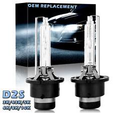 D2C D2R D2S 6000K High Power Xenon HID Headlight Replacement Bulbs Diamond-White
