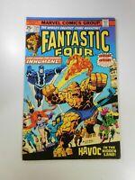 Fantastic Four #159, VF 8.0, Inhumans; Marvel Value Stamp