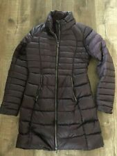 Lululemon Brave the Cold jacket size 4 Black Cherry