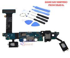 Samsung Galaxy S6 SM-G920V Verizon USB Charging Port Dock Flex Cable w/Tools HQ