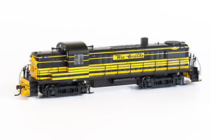 HO Athearn D&RGW ALCO RS-3 5203 with NEW GEARS Denver & Rio Grande Western RTR