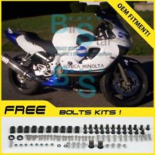 Fairing Bodywork Bolts Screws + Tank Cover For HONDA CBR600F4 99-00 1999-2000 32