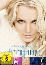 BRITNEY SPEARS - LIVE: THE FEMME FATALE TOUR DVD NEU