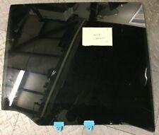 2011 Nissan armada rear door glass