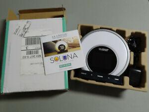 New La Crosse Technology Soluna Light Alarm Clock 5 light modes 20 unique colors