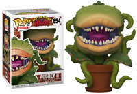 Funko Pop 654 Movies Little Shop of Horrors  - Audrey II Audrey 2 - NEW - NIB