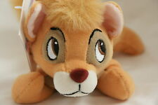 Disney Oliver Beanbag Plush Doll
