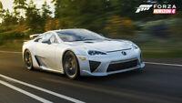 Forza Horizon 4: Lexus LFA & Other rare cars
