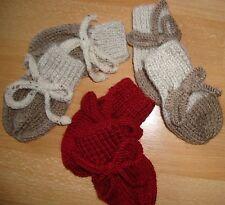 Boys' Wool Blend Baby Gloves & Mittens