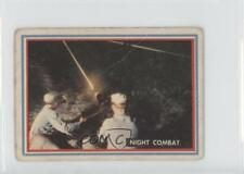 1953 Topps Fighting Marines #7 Night Combat Non-Sports Card 0s4