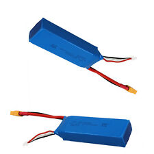 2Pcs 2700mah Battery Power Spare Parts Accs For Cheerson CX-20 RC Helicopter G0