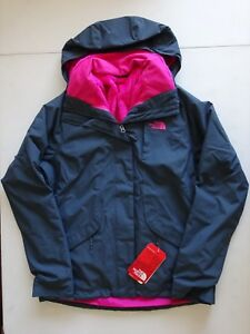 North Face Women's Boundary Triclimate Winter Jacket NWT