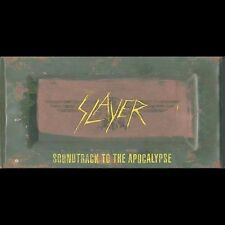 Slayer, Soundtrack to the Apocalypse (Dlx), Excellent Limited Edition, Extra tra