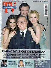 Radiocorriere Tv.Andrea Osvart, Bianca Guaccero,Pippo Baudo,Gigi Proietti,iii